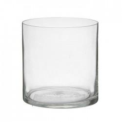 "Ваза ""Трубка 146"" (стекло), D14.6xH15cм Арт.2026"