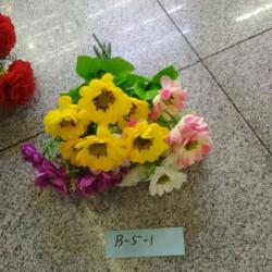Иск цветы B-5-1