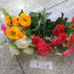 Иск цветы B-5-4