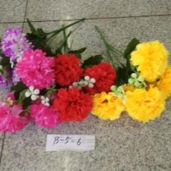 Иск цветы B-5-6