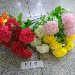 Иск цветы B-5-8