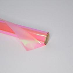 "Пленка ""Хамелеон"" 50см*5м, неж розовый"