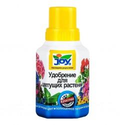 """Жидкое удобрение """"Для цветущих растений"""" JOY 0,25л (24 шт/кор)"""