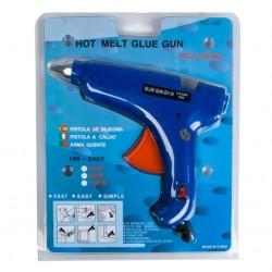 """Клеевой пистолет """"GLUE GUN GT-10"""" с переключателем, D11 мм"""