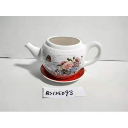 Кашпо для цветов керамич.B-70-7