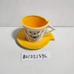 Кашпо для цветов керамич.B-70-14