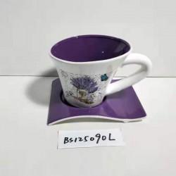 Кашпо для цветов керамич.B-70-16