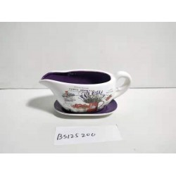 Кашпо для цветов керамич.B-70-23
